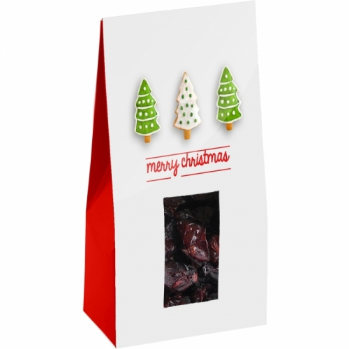 Dried Cranberries in a Bag
