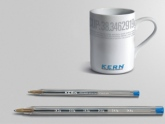 Printed Mugs Deliver Perfectly Precise Branding for Kern Weighing Scales #CleverPromoGifts
