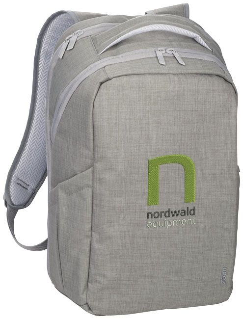 """Grid 15"""" Airport Security Friendly Laptop Backpack"""
