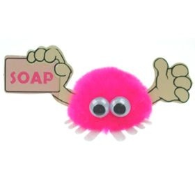 Soap Handy Logo Bug