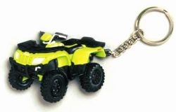 PVC Keychain Label - Pin Badge - Zipper Pull