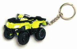 PVC Keychain Label - Pin Badge - Zipper Pull