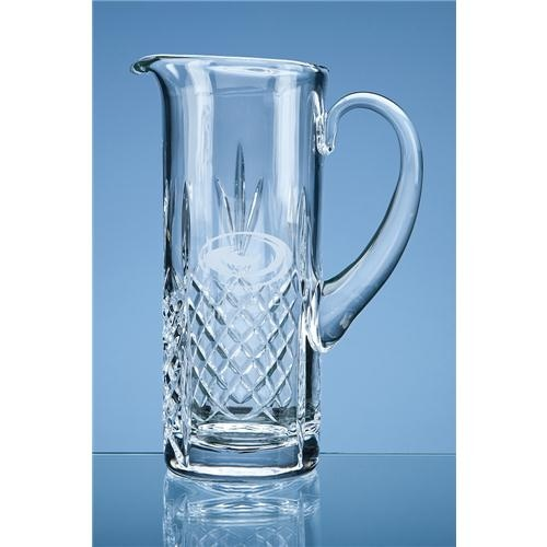 Mayfair Lead Crystal 1.5ltr Water Jug