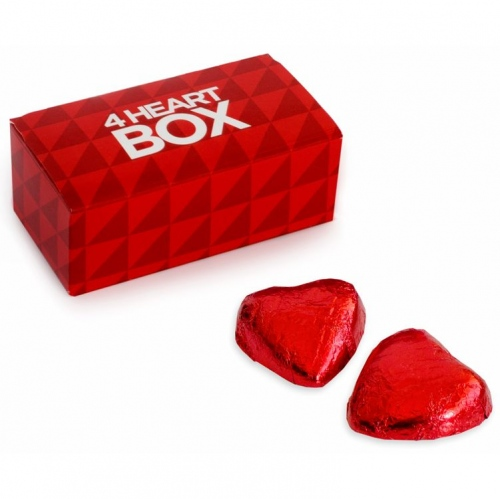 4 Heart Box