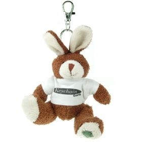 11 cm Keychain Gang - Rabbit in a T-Shirt