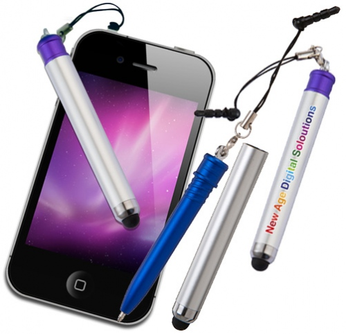 Mobile Pen and Stylus