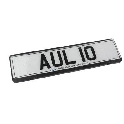 Numberplate Surround - Premium
