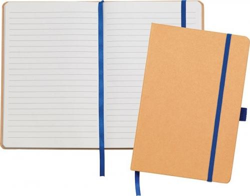 Broadstairs A5 Kraft Paper Notebook