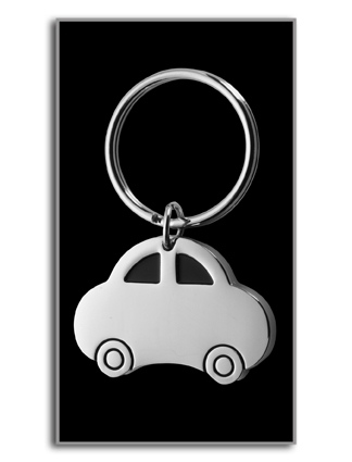 Car Shaped Key Holder