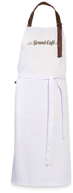 Longwood Apron With Adjustable Neck Strap