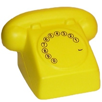 Classic Phone Stress Toy