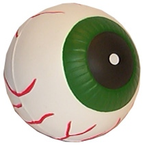Small Eye Stress Toy