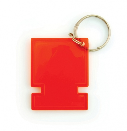 Computer Shaped Keyring