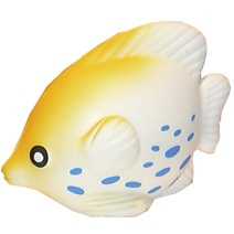 Tropical Fish Stress Toy