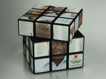 Promotional Rubik's Cubes Increase Alzheimer's Awareness #CleverPromoGifts