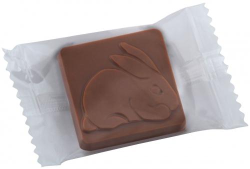 Round Square or Rectangular Chocolate Shapes