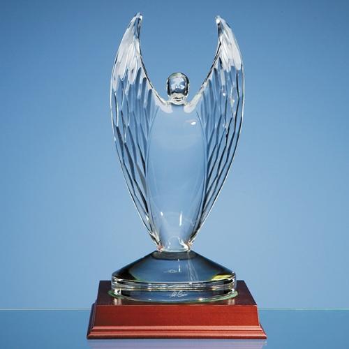23.5cm Mario Cioni Lead Crstal Victor Award