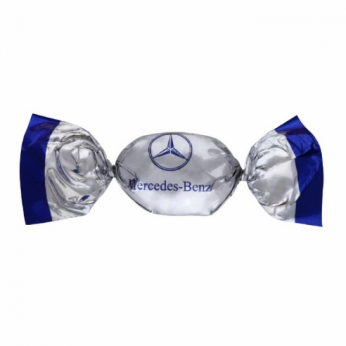 Maxi Premium Sweets in Silver Wrapper