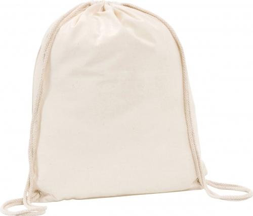 Westbrook 5oz Cotton Drawstring Bag.