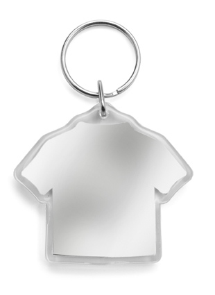 T Shirt Key Holder