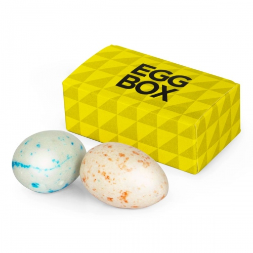 Two Eggs in a Box