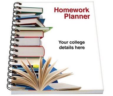 Glossy A5 Homework Diary