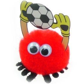 Goalkeeper Handy Logo Bug