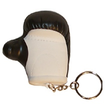 Boxing Glove Keyring Stress Toy