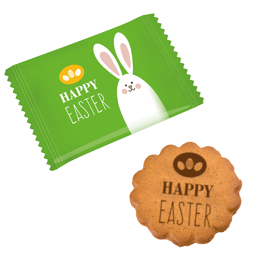 Easter logo cookie uk corporate gifts easter logo cookie negle Choice Image