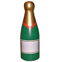 Champagne Stress Toy