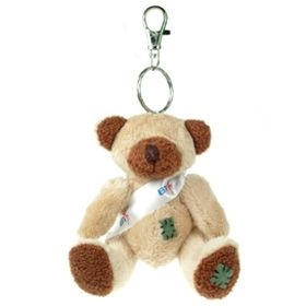 11 cm Keychain Gang - Bear with Sash