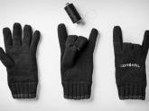 Promotional Gloves for Copenhell Have Horns #CleverPromoGifts