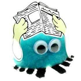 Newspaper Handy Logo Bug