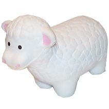 Sheep Stress Toy