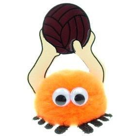 Basketball Handy Logo Bug
