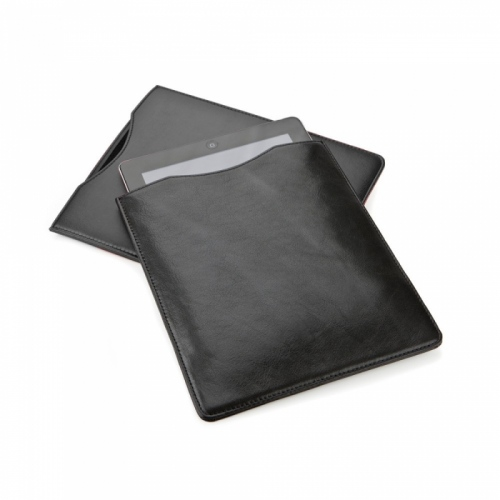 Leather iPad or Tablet Sleeve