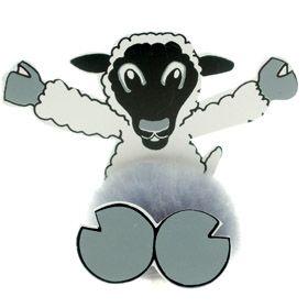 Fun Sheep Logo Bug