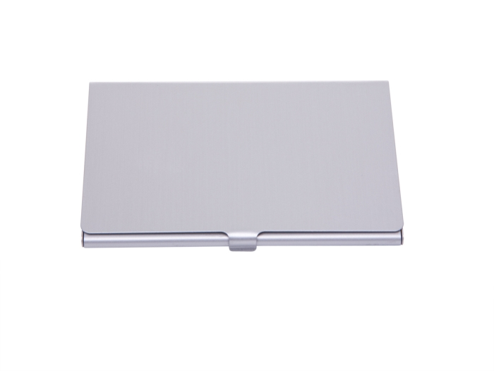 Aluminium business card case uk corporate gifts aluminium business card case reheart Gallery
