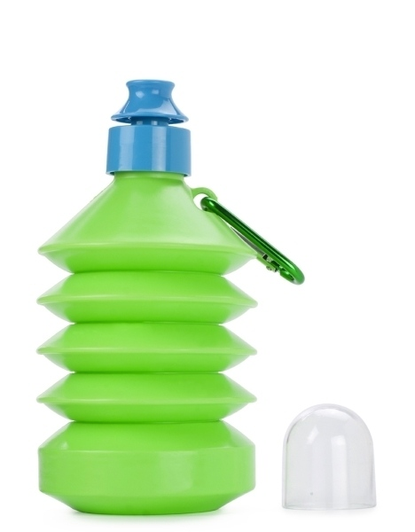 600ml Foldable Drinking Bottle