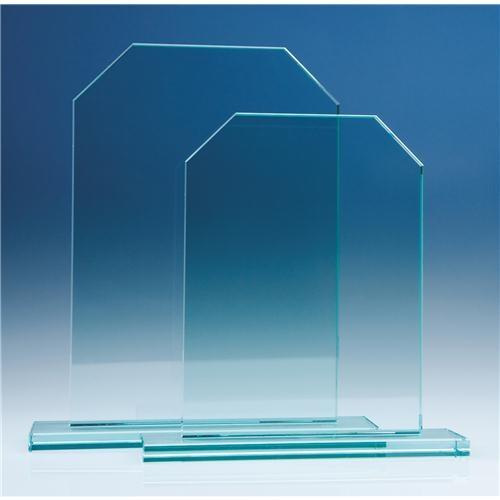 205 mm Honour Award, 12 mm Jade Glass
