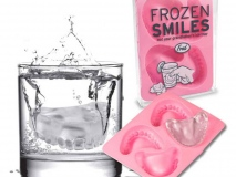 Promotional Ice Cube Trays Add Bite to Dental Health Promotions! #CleverPromoGifts