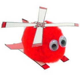 Helicopter Logo Bug