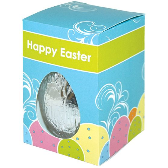 Large Easter Egg In A Box Uk Corporate Gifts