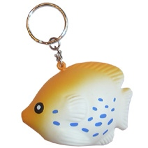 Fish Keyring Stress Toy