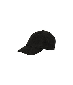 Heavy Brushed Cotton Unstructured Cap