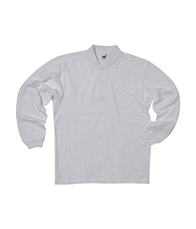 Premium Long Sleeved Polo