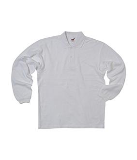 Premium Long Sleeved Polo