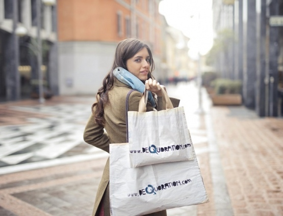 Four Ways Promotional Bags Will Support Your Business Goals