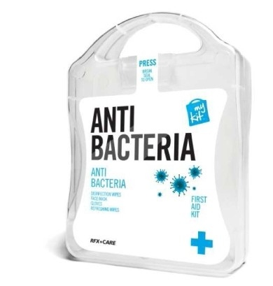 My Kit Survival Case - Anti Bacteria
