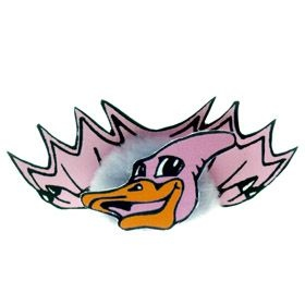 Pterodactyl Logo Bug